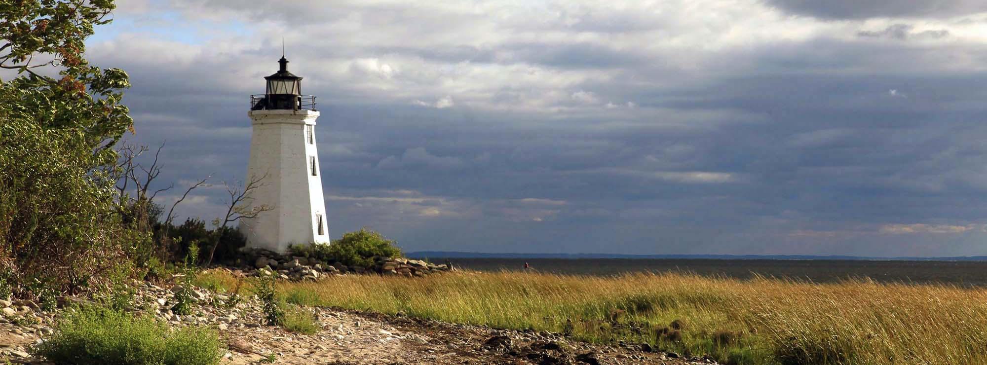 Fayerweather Island (Black Rock Harbor) Bridgeport Connecticut
